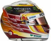 2017 Lewis Hamilton helmet