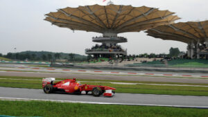 Results 2010 Formula 1 Grand Prix of Malaysia