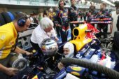 Ecclestone determined to change 2016 F1 engine rules