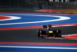 Qualifying results 2012 United States F1 Grand Prix