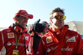 Mark Gene & Fernando Alonso