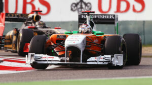 Results 2011 Formula 1 Grand Prix of China