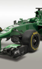 Caterham CT03 launched in Jerez