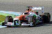 James Rossiter (GBR) Force India VJM06