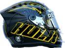 2018 helmet Nico Hulkenberg