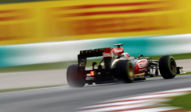Kimi Raikkonen Lotus E21