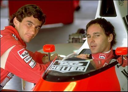 Gerhard Berger: Senna, Schumacher y Vettel extra egoístas