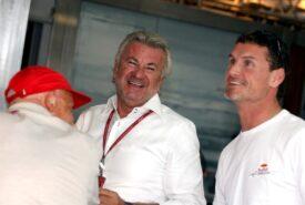 Relative: Schumacher 'cries' at Lake Geneva view