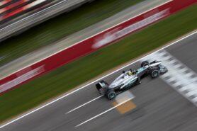 Nico Rosberg - Mercedes W04