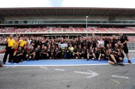 The Lotus F1 Team