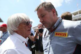 Bernie Ecclestone & Paul Hembery