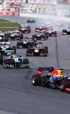 Canadian F1 GP start