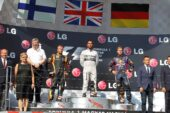 Hamilton finally claims first Mercedes F1 win