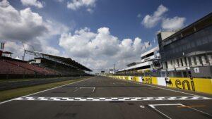 Hungaroring F1 Track Map, Circuit Layout & GP Lap Record