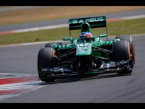 Caterham: Diary of an F1 tester