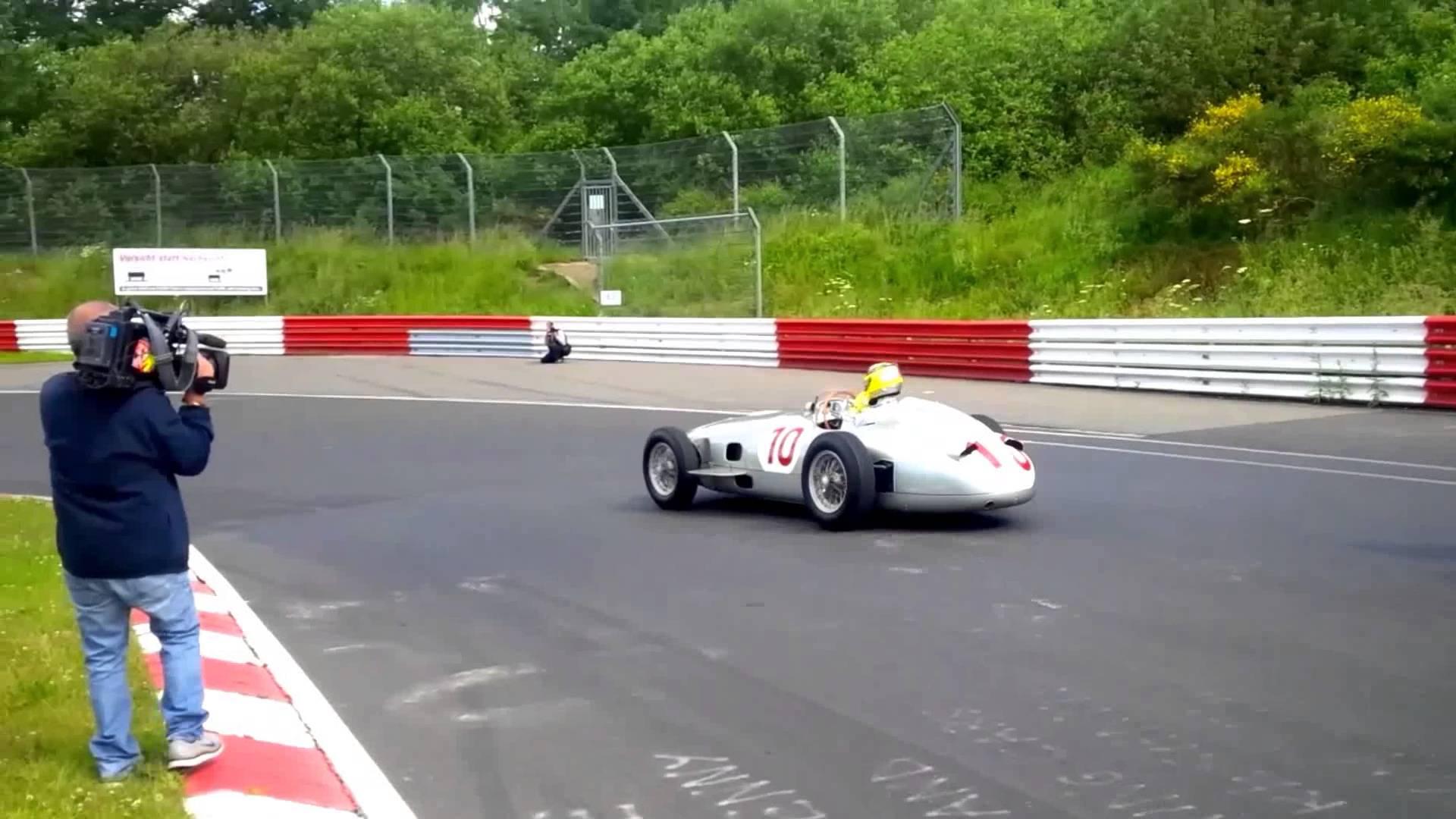 1954 Swiss F1 Grand Prix at Bern