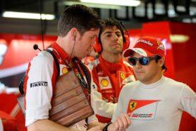 Rob Smedley & Felipe Massa