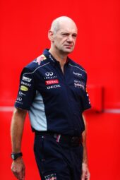 Newey not ruling out Ferrari F1 team switch