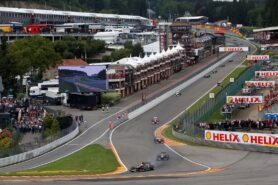 Au Rouge at Spa