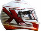 2016 Kevin Magnussen helmet
