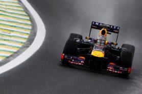Qualifying Results 2013 Brazilian F1 Grand Prix