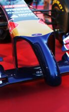 Toro Rosso STR9 launch nose