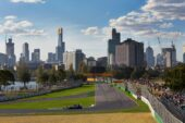 Rosberg dominates Australia race