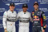 Qualifying Results 2014 Australian F1 Grand Prix