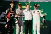 Race Result 2014 Australian F1 GP