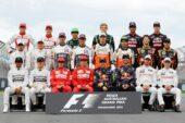 2014 F1 Calendar