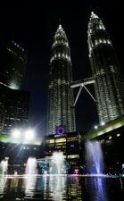 Malaysian Petronas towers