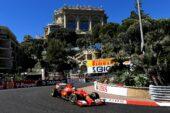 Fernando Alonso, Ferrari F14T at Monaco (2014)