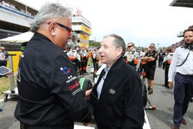 Todt: Not just Pirelli on list for 2020