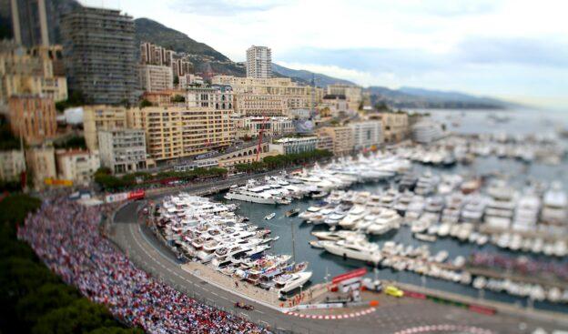 Monaco Harbour (2014)