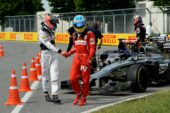 F1 race report: Ricciardo snatches maiden win after Mercedes falter