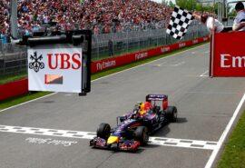 Daniel Ricciardo's first win
