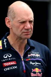 Newey will design 2015 F1 car and then step back