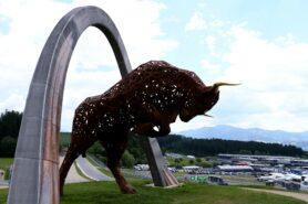 The Bull of the Red Bull Ring