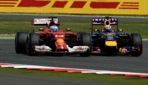 Alonso VS Vettel