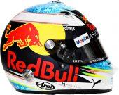 2018 Daniel Ricciardo helmet