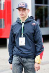Max Verstappen information & statistics