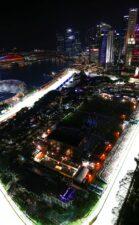 Singapore Grand Prix Marina Bay Street Circuit