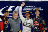 Race Result 2014 Singapore F1 GP