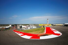 Circuit of the Americas in the USA