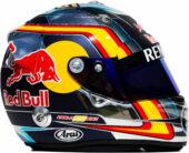 2015 Carlos Sainz helmet