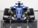 Sauber C34 F1 car launch pictures