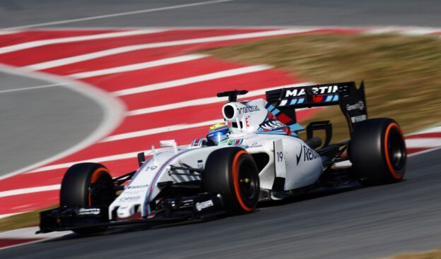 Felipe Massa, Williams FW37 Mercedes (2015)