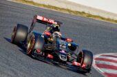 Pastor Maldonado, Lotus E23 Mercedes