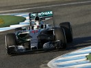Mercedes look ominously good on day two