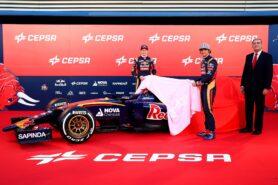 Toro Rosso STR10 reveal
